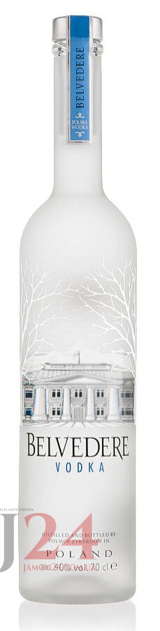 Водка Бельведер 0,7 л Vodka Belvedere