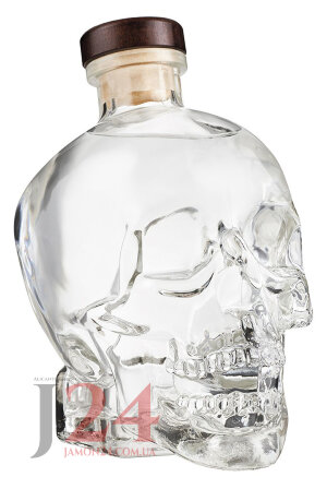Водка Кристал Хед 0,7 л Vodka Crystal Head