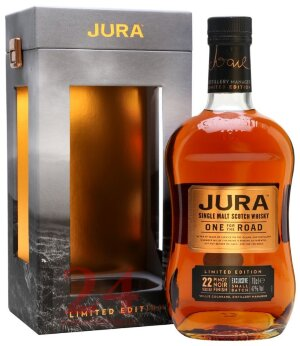 Виски Исл Джура 22 года, 0,7л, 47% Whisky Isle Of Jura 22 y.o. 70 cl Шотландия