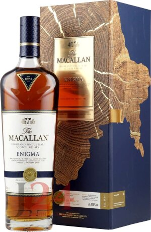 Виски Макаллан Енигма 0,7л, 44,9% Whisky Macallan Enigma 70 cl Шотландия